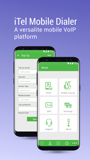 iTel Mobile Dialer Express screenshot 7