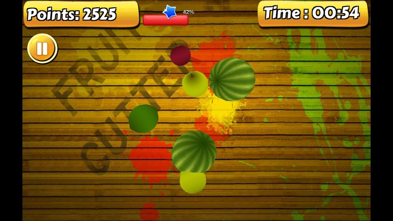 Fruit Kung Fu Cutter screenshot 5