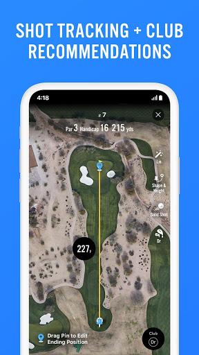 Golf GPS 18Birdies Scorecard & Yardage Rangefinder screenshot 6