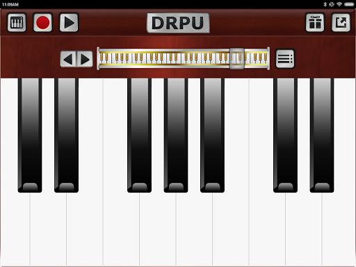 Piano Keyboard Classic Music 16 تصوير الشاشة