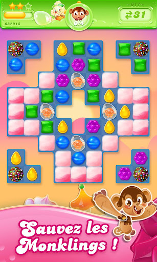 Candy Crush Jelly Saga screenshot 4