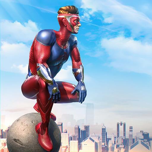 Hurricane Superhero : Wind Tornado Vegas Mafia आइकन