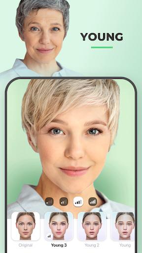 FaceApp: Easy Selfie Editor, Beauty & Video screenshot 3