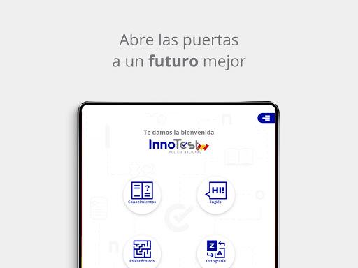 InnoTest Policía Nacional 2020 - Test Oposiciones 8 تصوير الشاشة