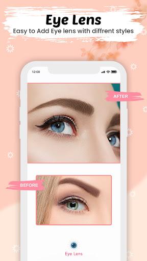 You face Makeup photo editor screenshot 5