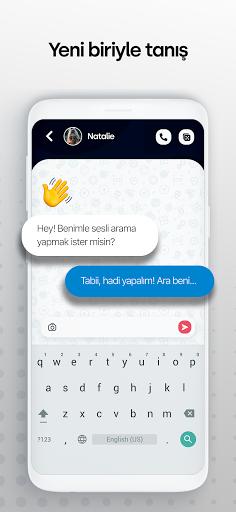 Jaumo Buluşma - Sohbet. Flört. Yeni arkadaşlıklar screenshot 6