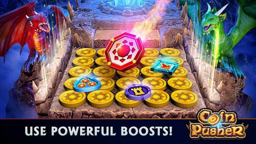 Coin Pusher - Dozer Game screenshot 2