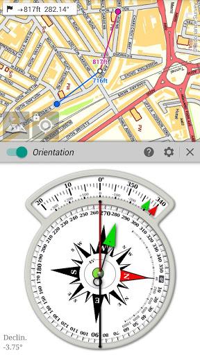 All-In-One Offline Maps 8 تصوير الشاشة
