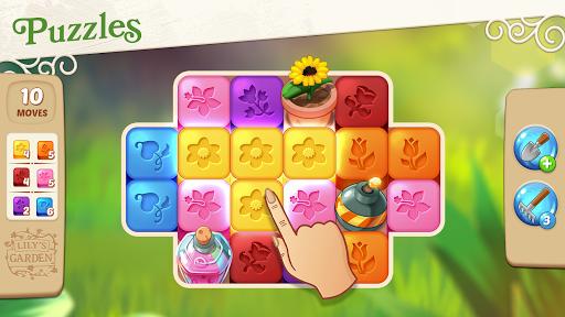 Lily's Garden 6 تصوير الشاشة