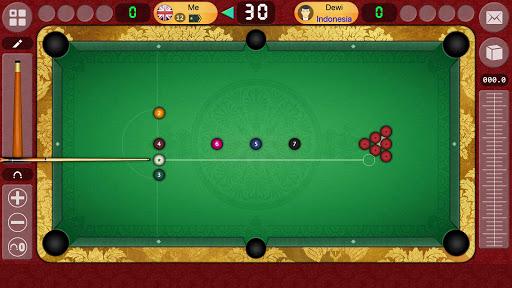 snooker game - Offline Online free billiards screenshot 3