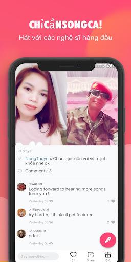 StarMaker Lite: Cùng hát với 50 triệu yêu âm nhạc screenshot 2