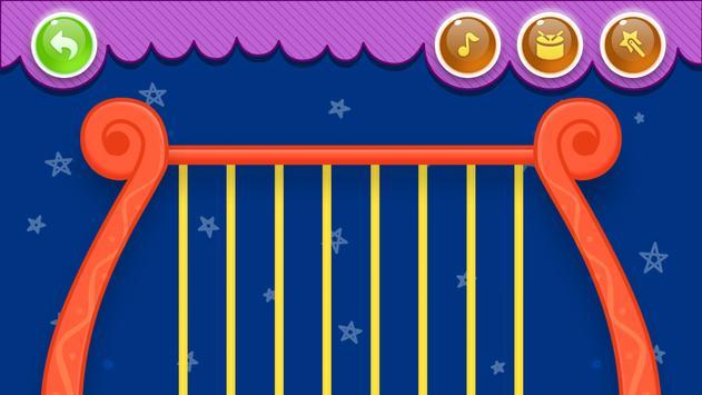 Music kids - Songs & Music Instruments 5 تصوير الشاشة