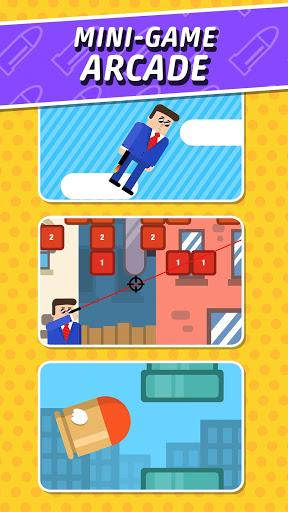 Mr Bullet - Spy Puzzles screenshot 4