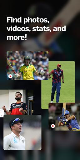 ESPNCricinfo - Live Cricket Scores, News & Videos screenshot 5