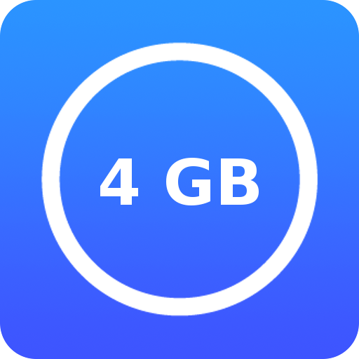 4 GB RAM Memory Booster - Cleaner | AppLock | Cool icon