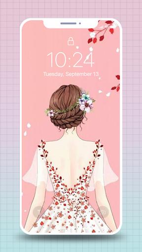 Girly Wallpapers screenshot 2