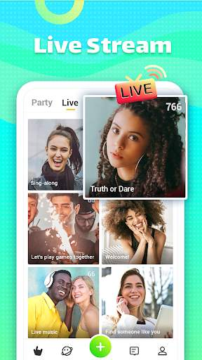 Ola Party - Live, Chat, Game & Party screenshot 2