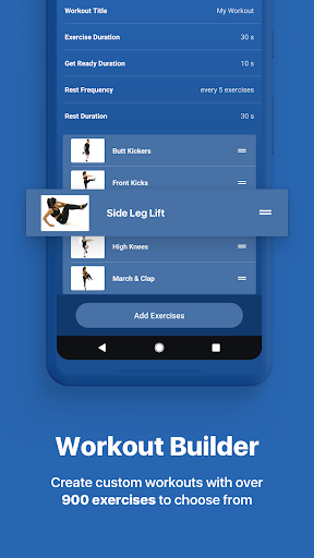 Fitify: Workout Routines & Training Plans screenshot 5