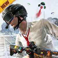 Winter Strike Free Firing Battle Royale icon