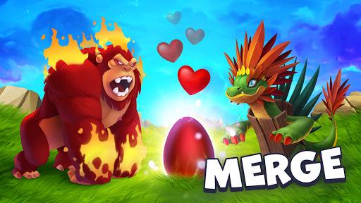 Monster Legends: Breed & Merge Heroes Battle Arena 3 تصوير الشاشة