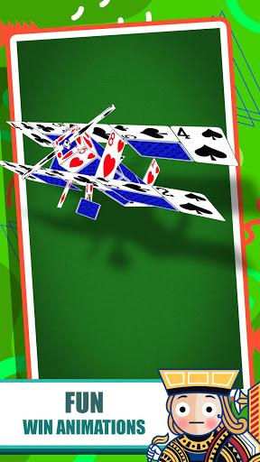 FreeCell Solitaire 6 تصوير الشاشة