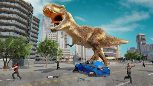 Hungry Dinosaur Hunting Simulator Game 2020 screenshot 5