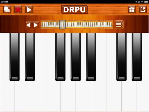Piano Keyboard Classic Music 22 تصوير الشاشة