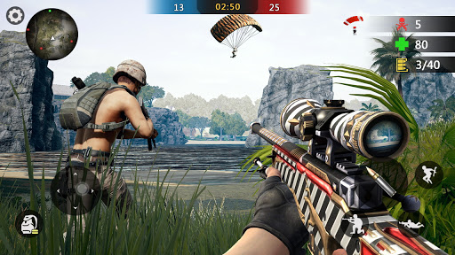 Special Ops 2020: Multiplayer Shooting Games 3D screenshot 3