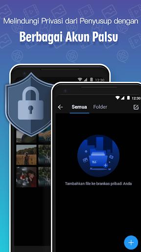 Kunci Kalkulator, Kunci foto dan vidio - HideX screenshot 7