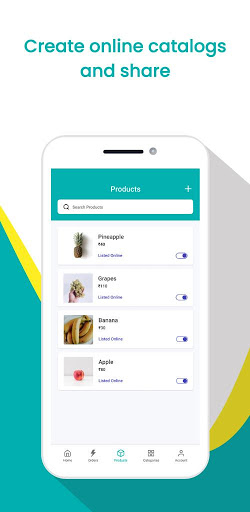 MyStore - Create your Online Dukaan in 15 seconds screenshot 2