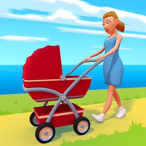 Mother Simulator: Happy Virtual Family Life أيقونة