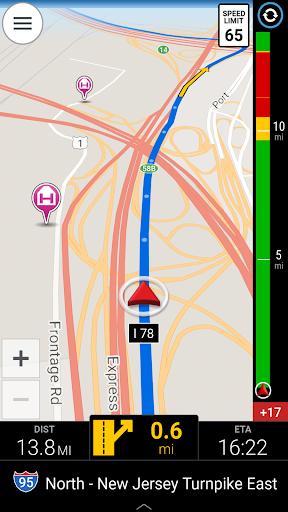 CoPilot GPS Navigation & Traffic screenshot 9