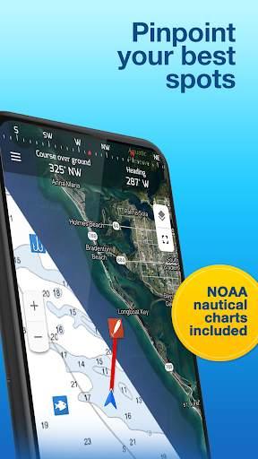 Fishing Points: GPS, Tides & Fishing Forecast screenshot 4