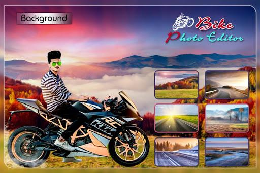Bike Photo Editor: Bike Photo Frames screenshot 5