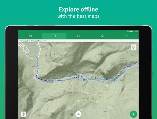 ViewRanger: Trail Maps for Hiking, Biking, Skiing screenshot 2