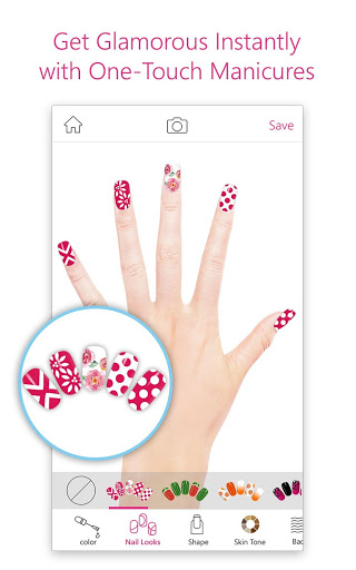 YouCam Nails - Manicure Salon for Custom Nail Art 2 تصوير الشاشة