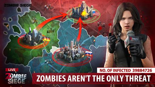 Zombie Siege: Last Civilization 5 تصوير الشاشة