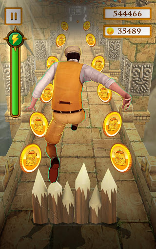 Scary Temple Final Run Lost Princess Running Game screenshot 5