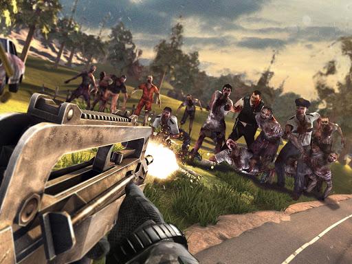 Zombie Frontier 3: قناص بندقية 17 تصوير الشاشة