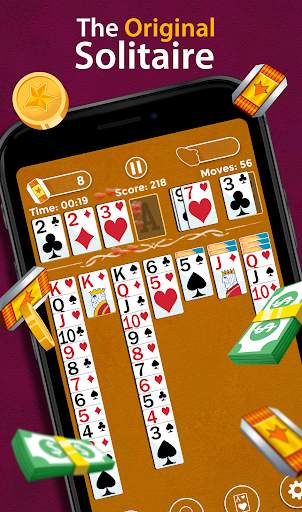 Solitaire - Make Free Money and Play the Card Game screenshot 6