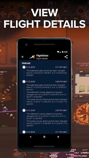 FlightStats screenshot 4
