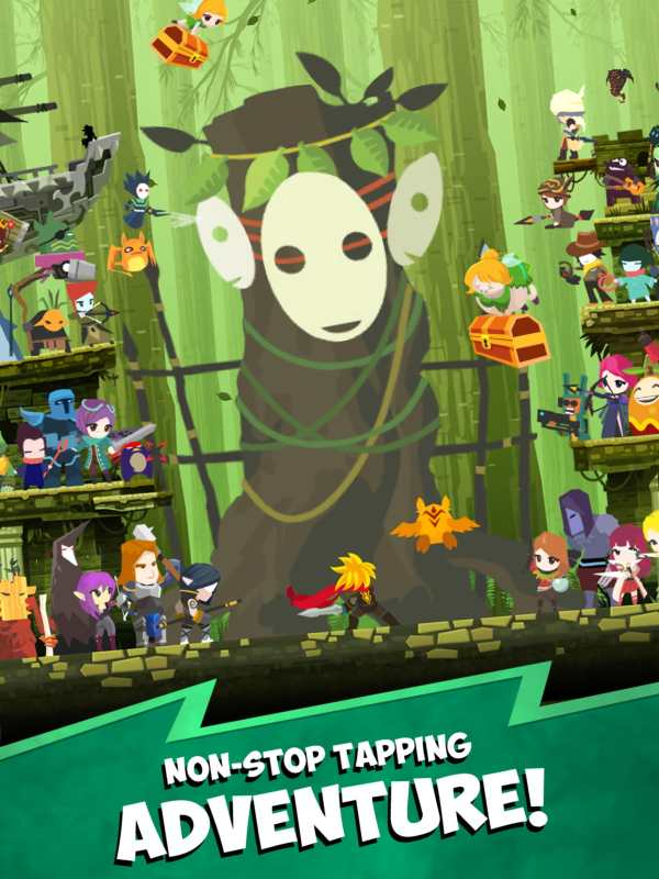 Tap Titans 2: Legends & Mobile Heroes Clicker Game screenshot 9
