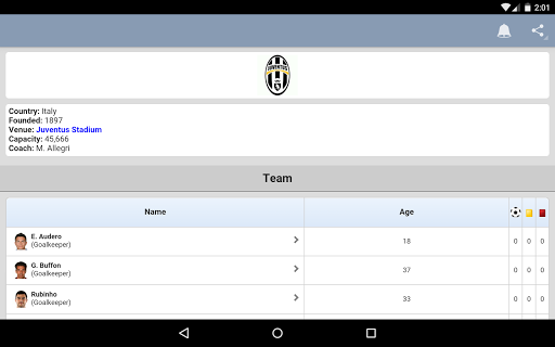 Serie A screenshot 12