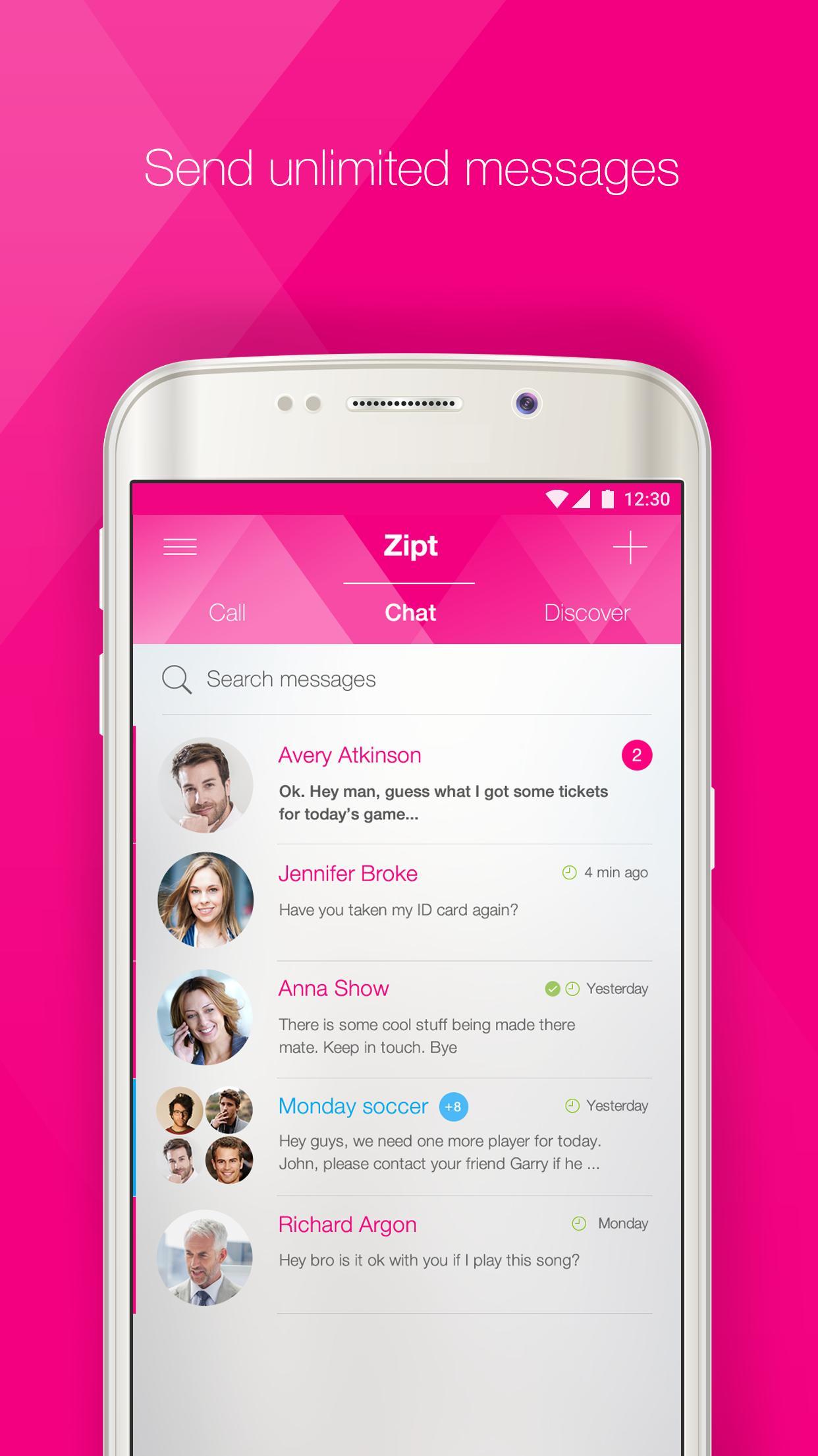 Convo calls & messaging screenshot 4