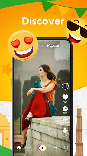 Zili - Short Video App for India | Funny 7 تصوير الشاشة