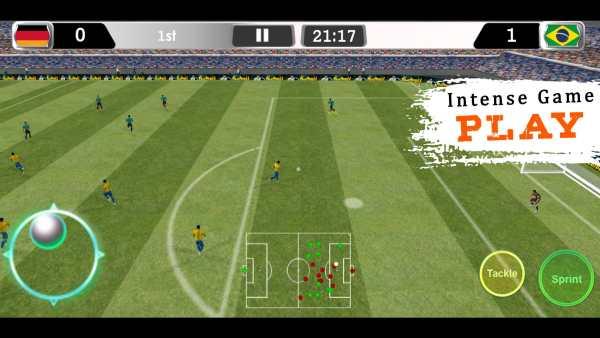 Real Football World Lite : 2020 Championship screenshot 7