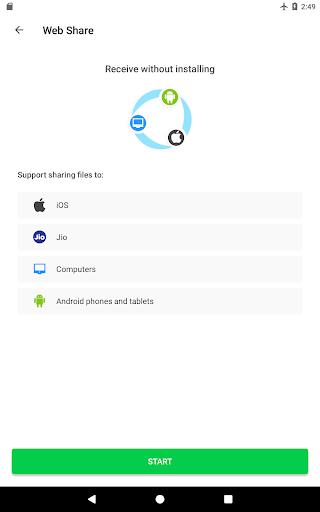 InShare - Share Apps & File Transfer screenshot 8