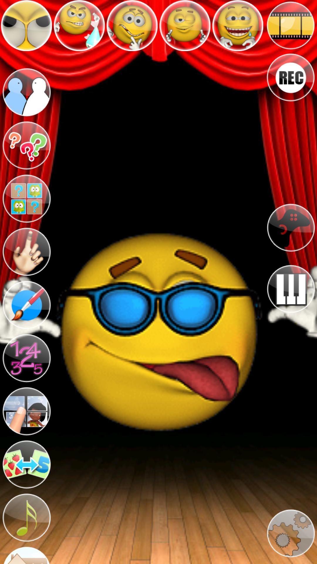 Talking Smiling Simon screenshot 2