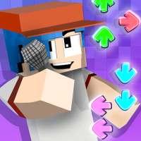 Mod of Friday Night Funkin for Minecraft on APKTom