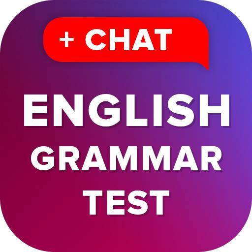English Grammar Test أيقونة